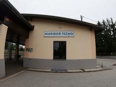 Zelezniska postaja